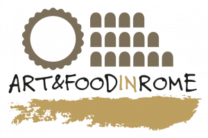 Logo Art and Food in Rome